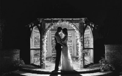 Wedding at Delbury Hall, Ludlow