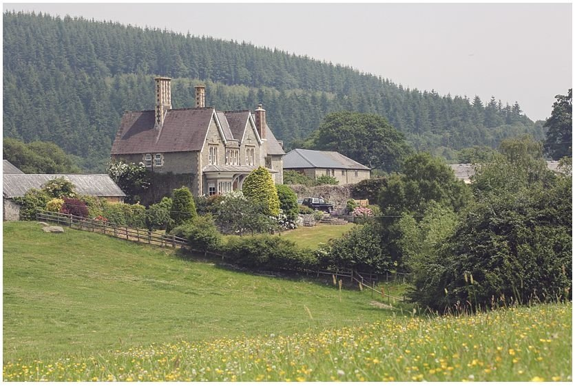 SUMMER OUTDOOR WEDDING VENUE IN POWYS, WALES – WILDE LODGE