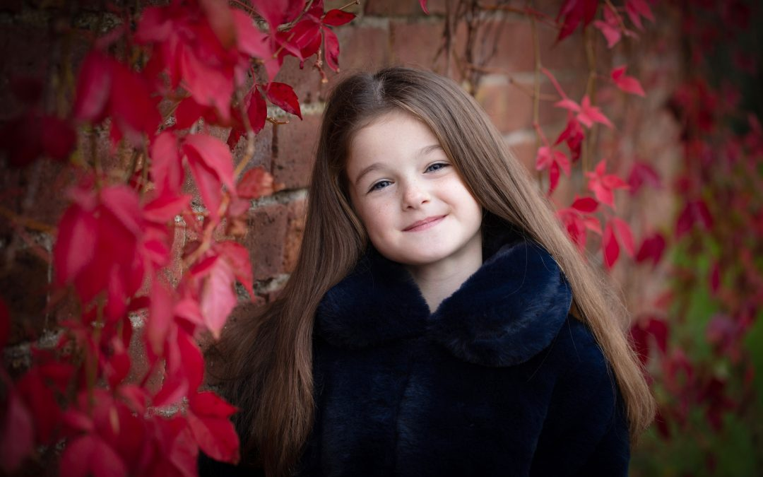 autumn family photographs