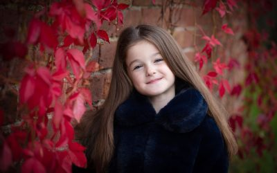 What to wear to your Autumn Winter Family Photo Shoot in Shropshire