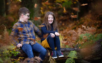 Family photographs can help develop child's positive self-image