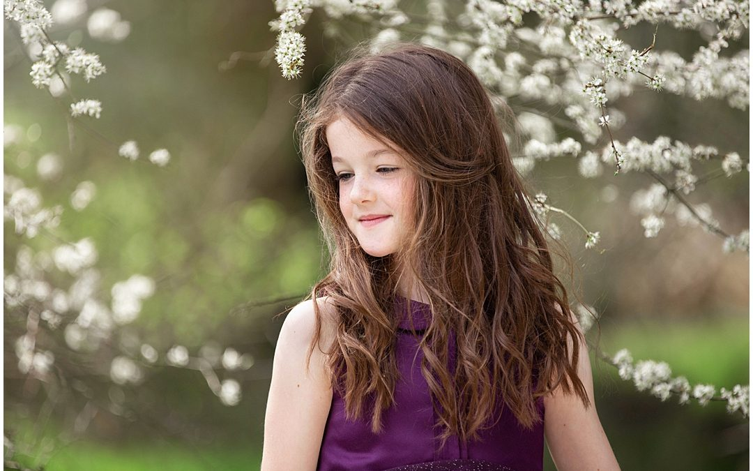 Spring Family Photo-shoots in Shropshire