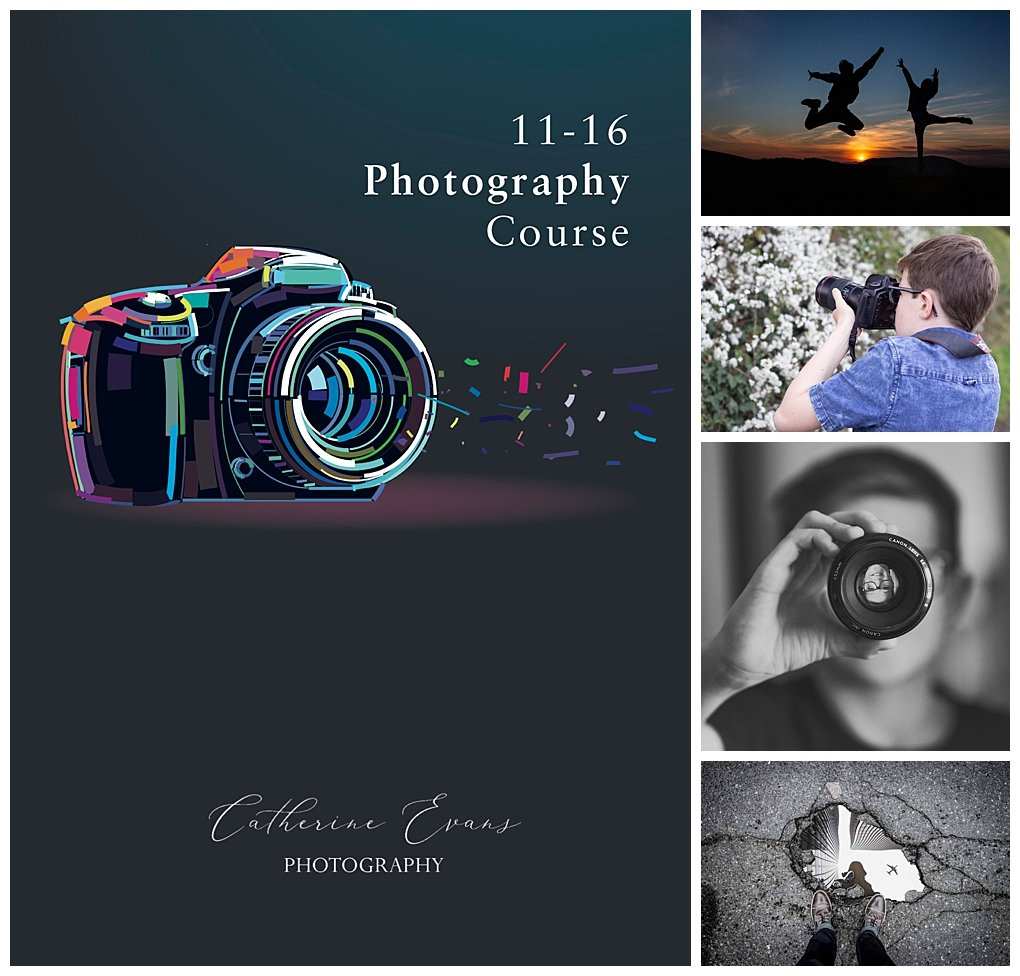 Children's photography course