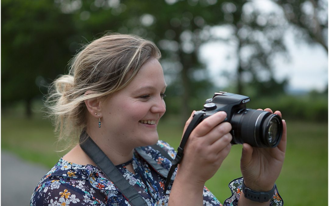 photography course Shropshire