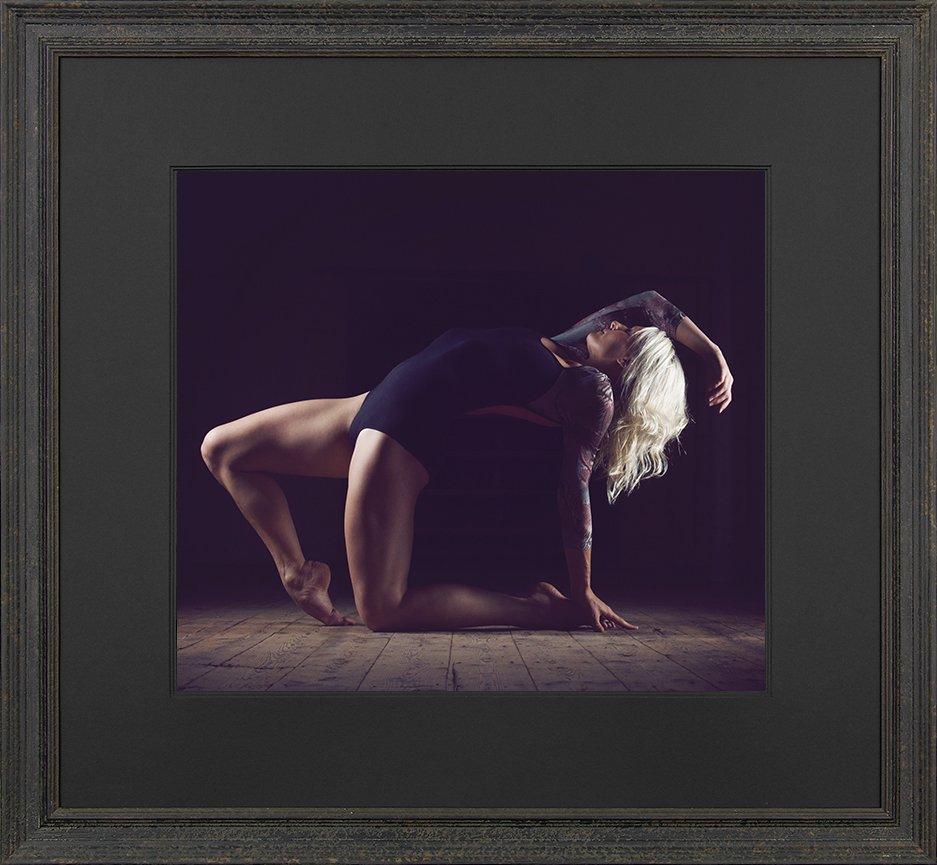 Fine art frame