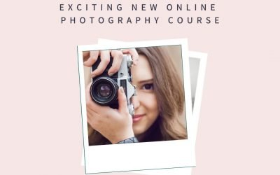 Online photography course for parents